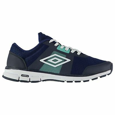 Umbro Mens Runner 2 Trainers Road Running Shoes Lace Up Breathable Padded Ankle