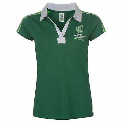 WRWC Womens Rugby World Cup Ireland Classic Short Sleeve Shirt