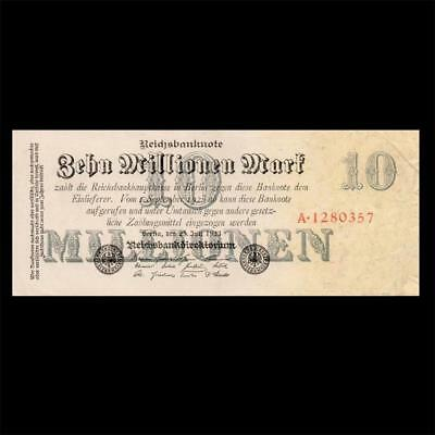 1923 Germany, 10 Million Marks - » Cv $30 «
