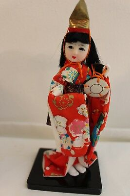 Lovely Oriental Doll for the Collector!