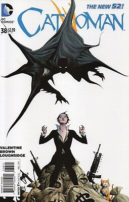 Catwoman #38 (NM)`15 Valentine/ Brown