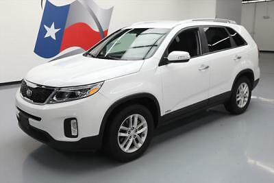 2014 Kia Sorento LX Sport Utility 4-Door 2014 KIA SORENTO LX AWD HEATED SEATS REAR CAM 64K MILES #509880 Texas Direct