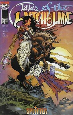 Tales of the Witchblade Nr.2 A / 1997 David Finch & Billy Tan