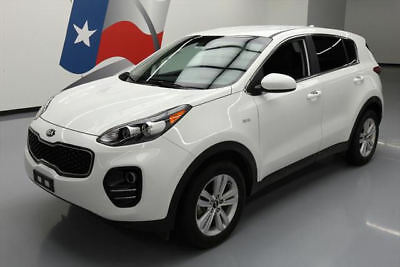 2017 Kia Sportage LX Sport Utility 4-Door 2017 KIA SPORTAGE LX AWD REAR CAM BLUETOOTH ALLOYS 29K #132551 Texas Direct Auto