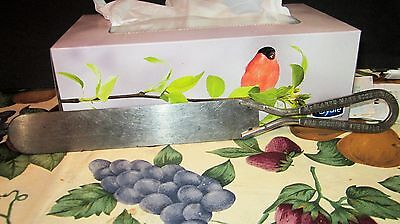 VINTAGE McCLARY'S MAKE GOOD STOVES AND COOKING UTENSILS DECO KNIFE PROMO PREMIUM