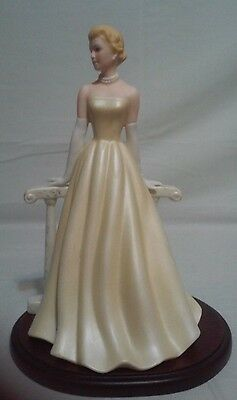 Homco Home Interiors Masterpiece Porcelain Lady Grace Patricia Figurine 12251-04