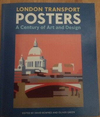 London Transport Posters: A Century of Art and Design by Lund Humphries Publish…
