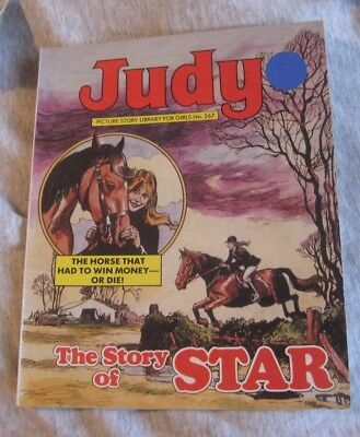 JUDY PICTURE LIBRARY  No.267  THE STORY OF STAR
