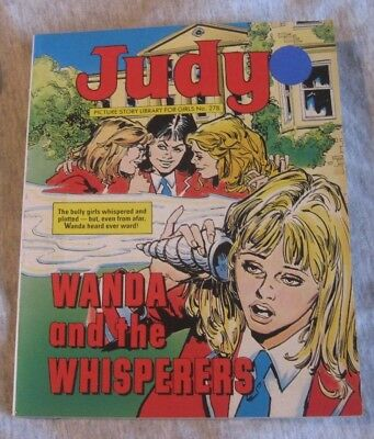 JUDY PICTURE LIBRARY  No.278  WANDA AND THE WHISPERERS