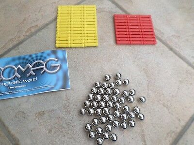 Geomag Magnetic World Bundle 120 Pieces Free Uk Post