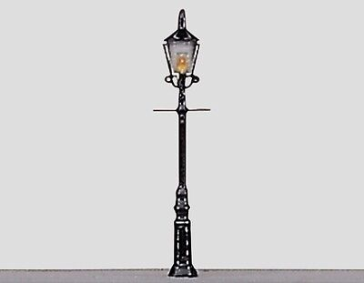 "601224 Marklin Z-scale Historic Street Lamp / Light  Height 20 mm /13/16""."