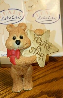 Land of Legend Hap Henriksen 'You're a Star' Bear 'Bears Like Us' 1991