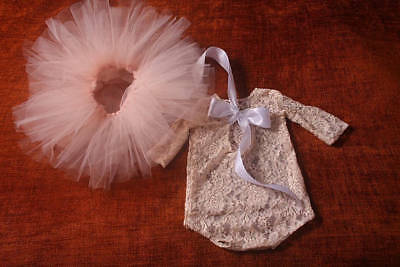 Lace Baby Girl Stretch Romper,Photography Prop,Cake Smash,Newborn Shoot Romper,I