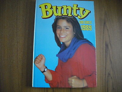 Bunty For Girls - Annual 1989
