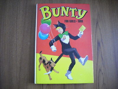 Bunty For Girls - Annual 1988