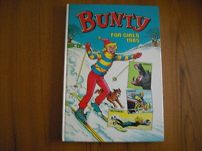 Bunty For Girls - Annual 1985