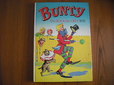 Bunty For Girls - Annual 1978