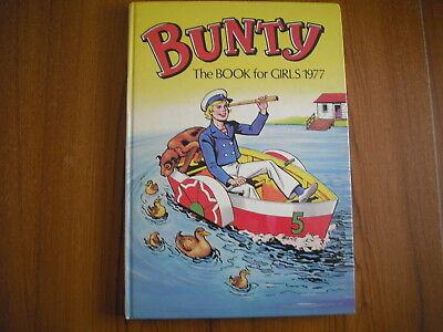Bunty For Girls - Annual 1977