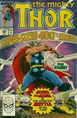 THOR #400 NM, Giant, Direct cover, Marvel Comics 1989