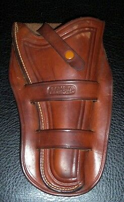 Vintage Antique R.T. FRAZIER HOLSTER FOR COLT SINGLE ACTION