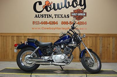 Yamaha V Star 250  2013 V-Star 250 - Deep Blue color - *GREAT FIRST BIKE!* - *WE SHIP EVERYWHERE!*