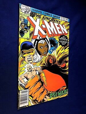 Uncanny X-Men #117 (1979 Marvel Comics) 1st appearance of the Shadow King
