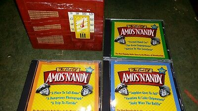 The Best Of Amos 'n' Andy ~ 3  Cd's