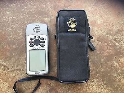 Marine-Boating-Sailing-Electronics-Garmin Handheld GPS MAP 76S-EXCELLENT COND
