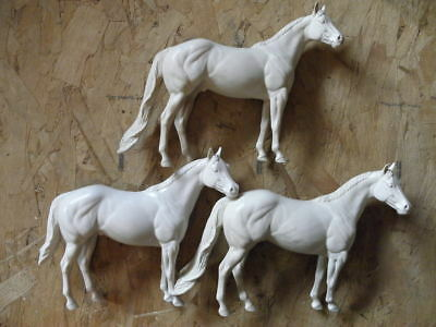 Peter Stone Ideal Stock Horse Unpainted BODY / BODIES THREE