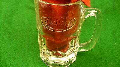 A. & W. root beer papa  mug mini stein 14 ounce Canadian fast food