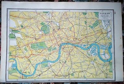 London 1600 Map.Antique Map England London The Growth Of London 1600 1878
