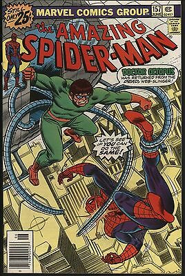 Amazing Spider-Man #157 Vs Doc Ock! 7.5 Affordable Original Owner Comic