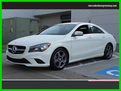 2014 Mercedes-Benz CLA-Class CLA 250 2014 CLA 250 Used Certified Turbo 2L I4 16V Automatic Front Wheel Drive Sedan