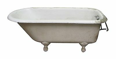 Claw Foot Tub with Original Hardware