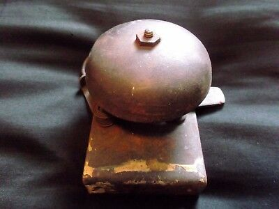 antique door bell   used