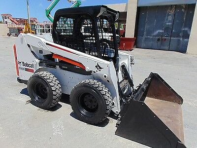 2013 Bobcat S-510 All Terrain Wheel Loader - Easy To Use Basic Machine
