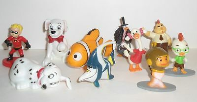 No 004 // Disney - Figuren Konvolut - Nestle
