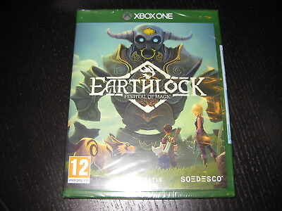 EARTHLOCK: FESTIVAL OF MAGIC - Xbox One Game - Region Free - NEW / SEALED