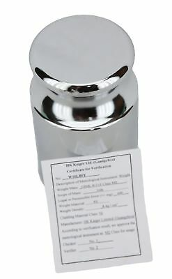 10 LB Cylindrical Test / Calibration Weight OIML M2 Scratch and Dent