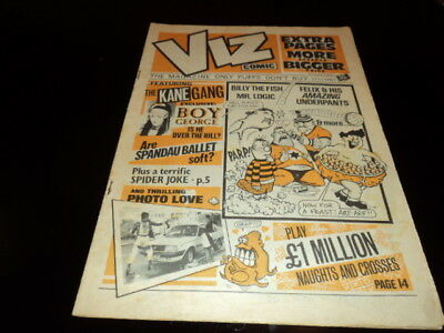 Viz Comic No 12 - Original and Genuine