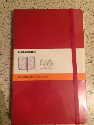 New, Sealed Moleskine