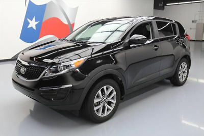 2015 Kia Sportage LX Sport Utility 4-Door 2015 KIA SPORTAGE LX CRUISE CTRL BLUETOOTH ALLOYS 25K #692836 Texas Direct Auto