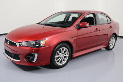 2016 Mitsubishi Lancer  2016 MITSUBISHI LANCER ES SEDAN AUTOMATIC BLUETOOTH 30K #001238 Texas Direct