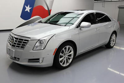 2014 Cadillac XTS Luxury Sedan 4-Door 2014 CADILLAC XTS LUXURY PANO ROOF NAV REAR CAM 21K MI #324085 Texas Direct Auto