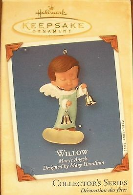 Hallmark 2002 - Marys Angels - Willow - 15th in Series