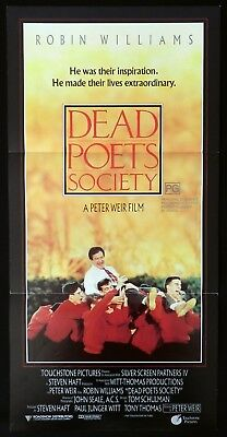 an analysis of dead poets society a film by peter weir Ver vídeo directed by peter weir with robin williams, robert sean leonard,  the film dead poets society is a film that explores the idea of.