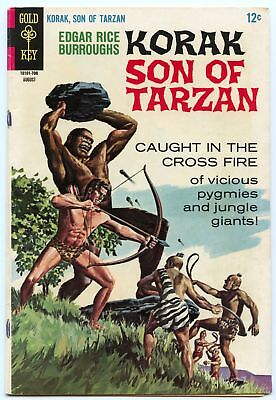 Korak Son of Tarzan 18 Aug 1967 VG (4.0)