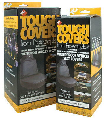 TOUGH COVERS Vehicle Seat Covers