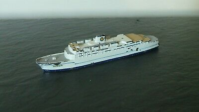 Vintage Model Ocean Liner Patricia Like Tri-Ang Minic Ships Made By Pilot