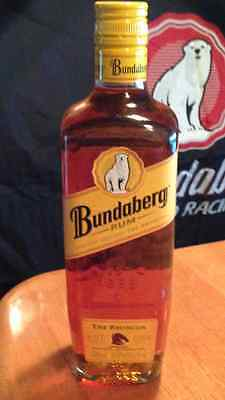 Bundaberg Rum Brisbane Broncos Limited Edition 700 ml Bottle Number 24617